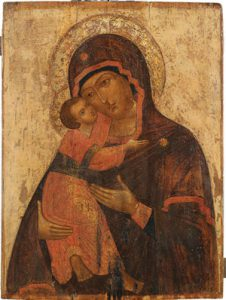 PONDERING MARY: HER STORY THROUGH ICONS: Clinton, MA @ Museum of Russian Icons | Clinton | Massachusetts | United States