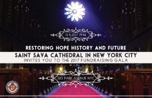 Saint Sava NYC Annual Fundraising Gala @ New York | New York | United States