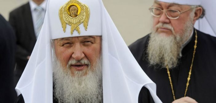 Russian Orthodox Church Asks UN, Western Leaders For Help In Ukraine