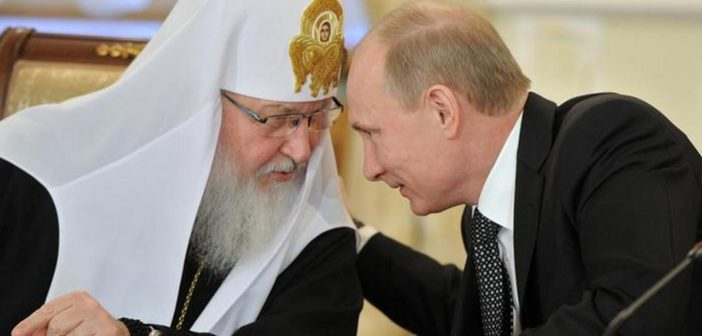 When Kremlin and Patriarchate cry wolf together