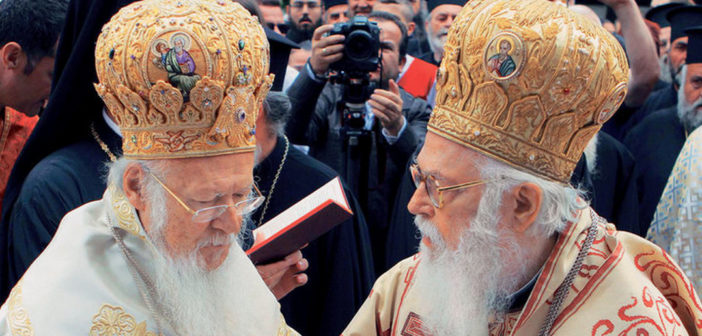 Ecumenical Patriarch Bartholomew On the Role of the Ecumenical Patriarchate: His Response to the Archbishop of Albania