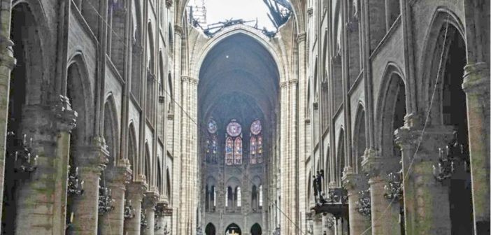 Notre-Dame's recovery is about stewardship, say architects and historians