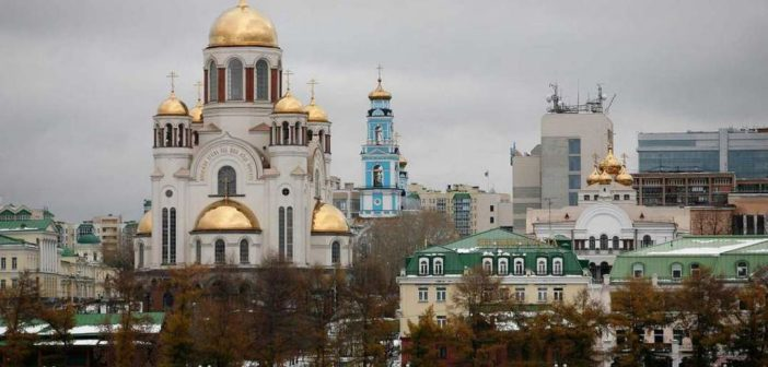 Clashes as Russians protest against building Orthodox cathedral