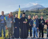 "SACRED COMMUNITY OF MOUNT ATHOS PROTESTS ACTIONS AND VISIT OF SCHISMATIC UKRAINIAN ""METROPOLITAN"""