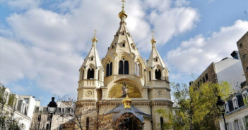 CONSTANTINOPLE OFFERS TO CREATE FRENCH VICARIATE WITH REDUCED RIGHTS FOR RUSSIAN ARCHDIOCESE, RUSSIAN CHURCH OFFERS TO RECEIVE ENTIRE ARCHDIOCESE AS IS