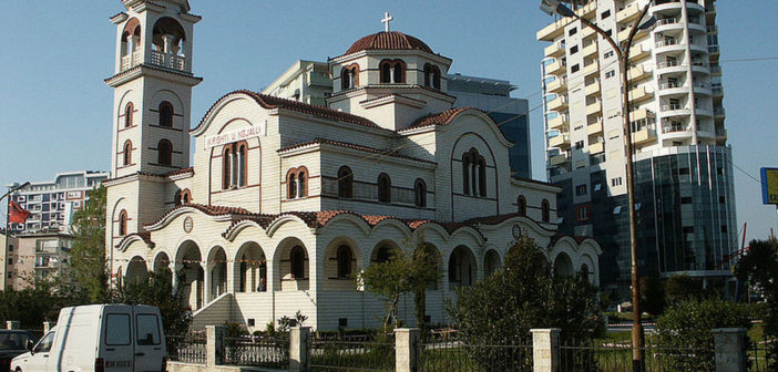 Albanian Church Celebrates Revival